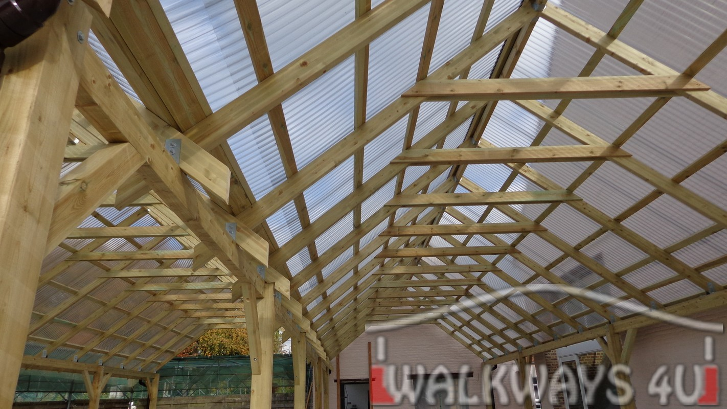 Wood constructions custom built. Commercial Wood Buildings. Laminated wood constructions
