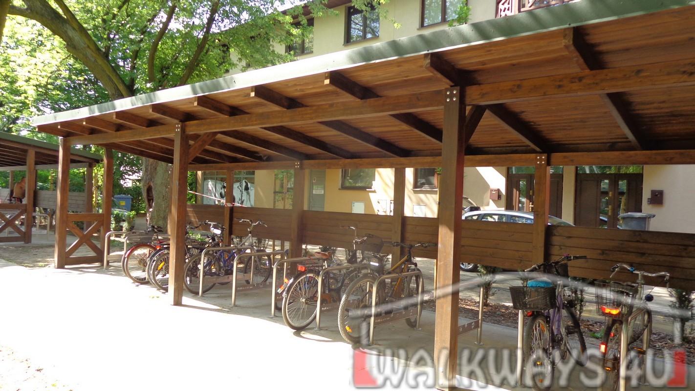 Walkway canopies timber, Covered outdoor walkways, covered walkways structures