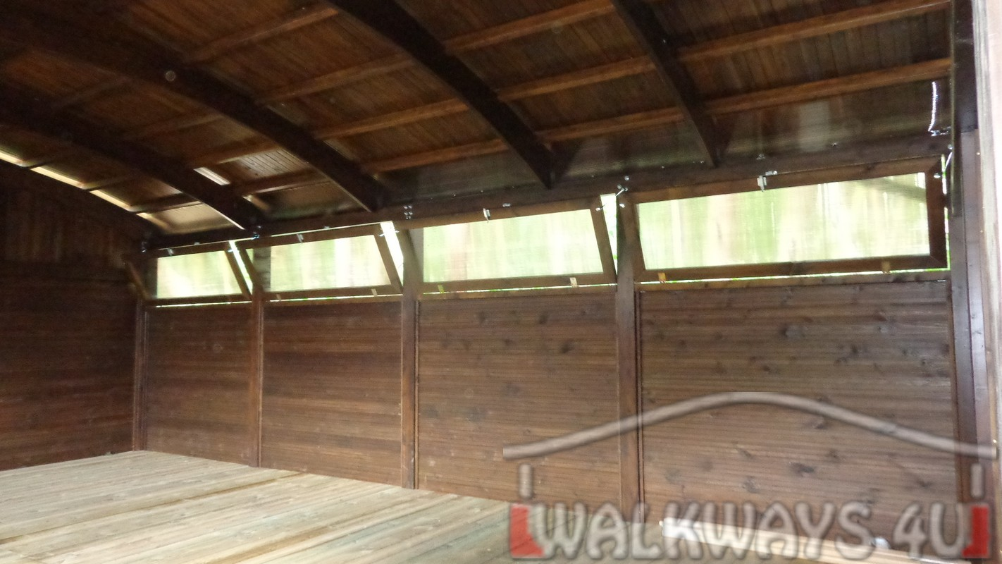 wooden buildings constructions gymnastic hall laminated wood