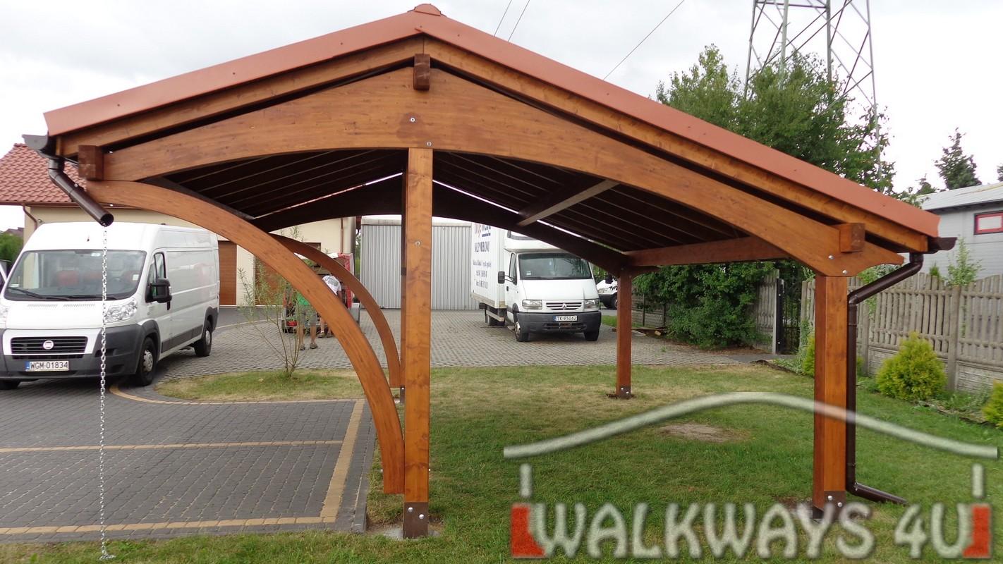 carporty, drewniane gara?e, konstrukcje, baseny, szklana zabudowa tarasy gara?e,