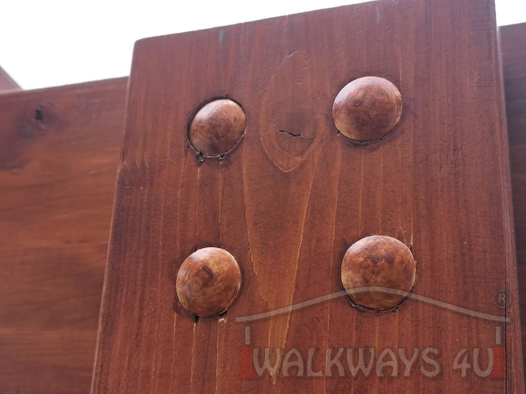 Photo 10. Zadaszenia taras?w, werandy drewniane, konstrukcje z drewna klejonego, drewniane tarasy pergole, wiaty
