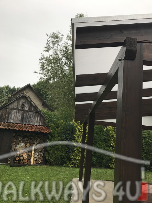 Photo 07. Dach drewniany weranda, zadaszenia taras?w, zabudowy szklane, konstrukcje werandy, innowacyjne projekty i wykonanie