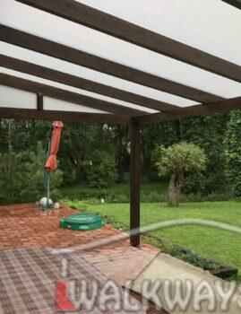 Photo 05. Dach drewniany weranda, zadaszenia taras?w, zabudowy szklane, konstrukcje werandy, innowacyjne projekty i wykonanie