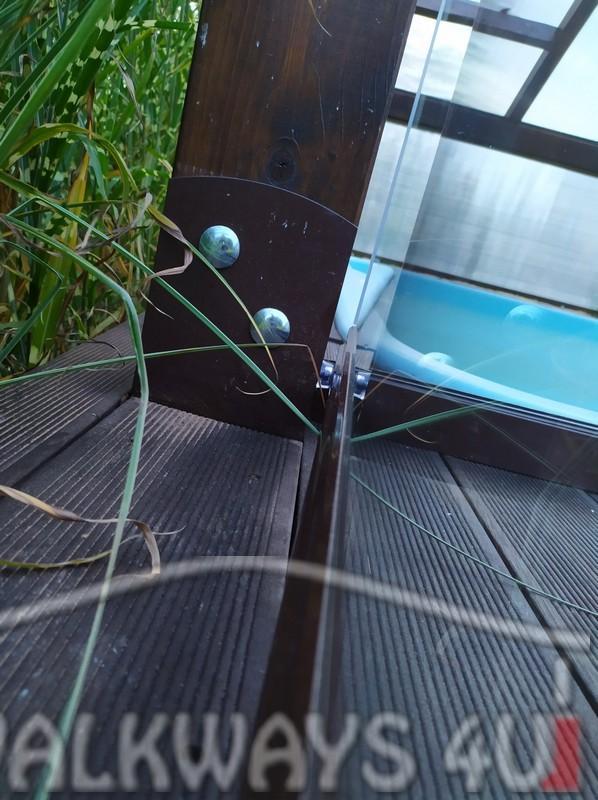 Photo 07. Szklana zabudowa przesuwne ?ciany zadaszenie basenu ogrodowego